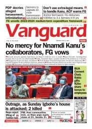 02072021 - No mercy for Nnamdi Kanu's collaborators, FG vows