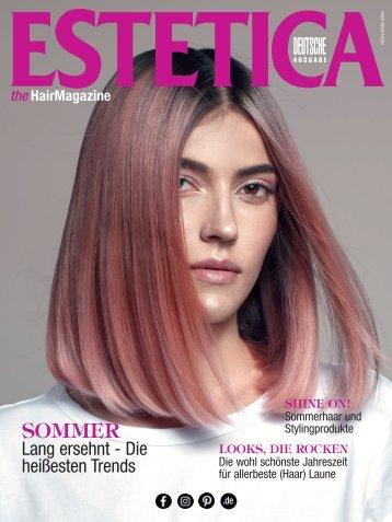 Estetica Magazine Deutsche Ausgabe (3/2021)