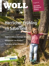WOLL Magazin 2021.1 Frühling I Meschede, Bestwig, Olsberg