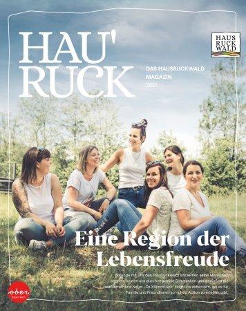 HAU'RUCK - Das neue Hausruckwald-Magazin