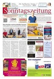 2021-07-04 Bayreuther Sonntagszeitung