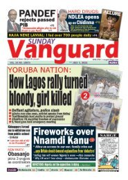 04072021 - How Lagos rally turned bloody girl killed