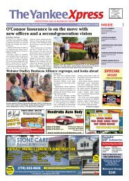 The Yankee Xpress July 9 Issue