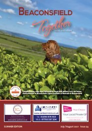 Beaconsfield Together - July / August  2021 Issue