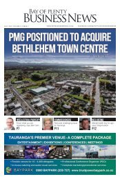July 2021 - Bay of Plenty Business News