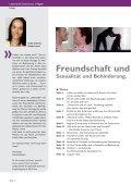 Freundschaft und Partnerschaft. Sexualität und Behinderung. - Seite 2