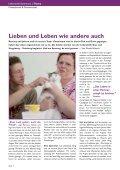 Freundschaft und Partnerschaft. Sexualität und Behinderung. - Seite 4