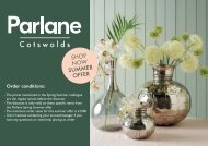 Parlane Stock offer final