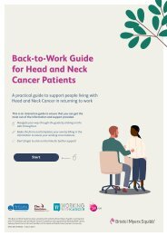 Back-to-Work Guide