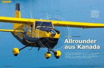 Motorfliegen - Far-North Aviation