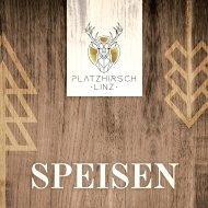 PLATZHIRSCH Speisekarte