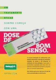 FOLDER - USO RACIONAL DE MEDICAMENTOS