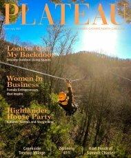Plateau Magazine June-July 2021