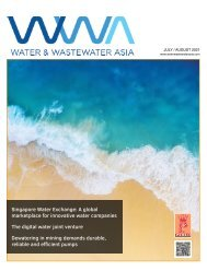 Water & Wastewater Asia July/August 2021