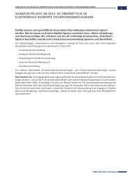 Signatur-Pflicht ab 2013: So übermitteln Sie elektroniSch Signierte ...