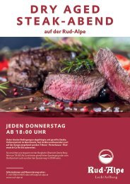 Rud-Alpe_Dry Aged Steak-Abend