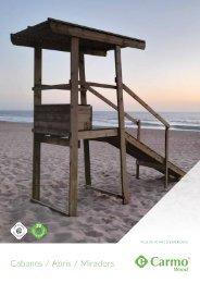 Cabanes - Abris - Miradors | Équipements pour extérieur