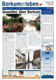 07.07.2021 / Borkumerleben - Die wöchentliche Inselzeitung