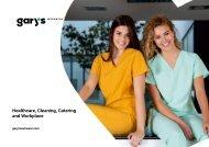 Healthcare - Garys Workwear