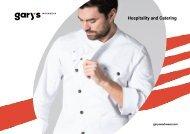 Hostelry - Chef - Gary's Workwear
