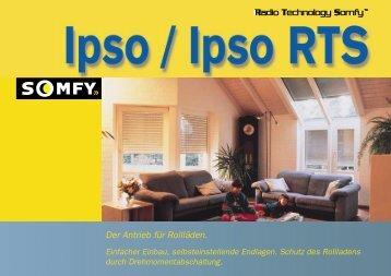 DAS ANTRIEBSSYSTEM IPSO – automatische End ... - Somfy