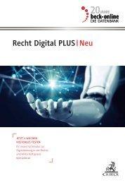 beck-online_Recht_Digital_PLUS