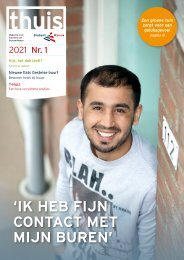 Bewonersblad Thuis nr. 1 2021