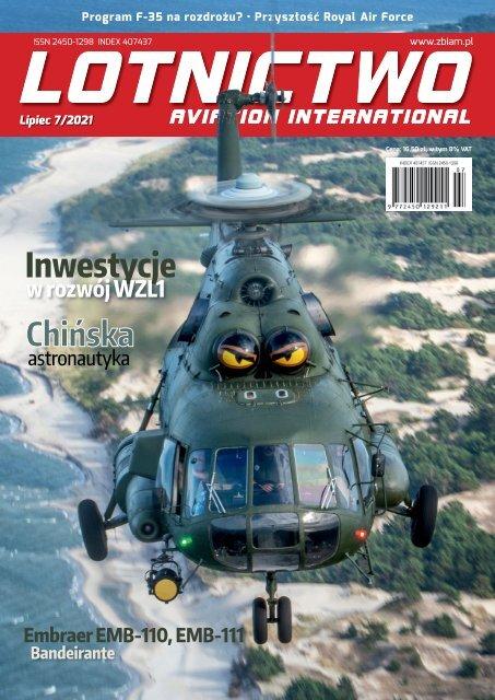 Lotnictwo Aviation Intenational 7/2021 promo
