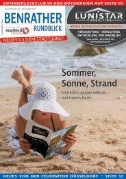 Benrather Rundblick 07/2021