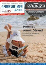 Gerresheimer Gazette 07/2021
