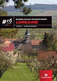 Gamme locale Transgourmet | Lorraine