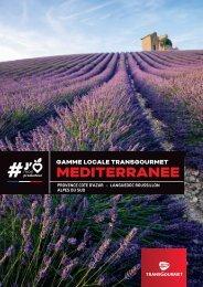 Gamme locale Transgourmet | Mediterranée