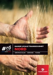 Gamme locale Transgourmet | Nord
