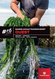 Gamme locale Transgourmet | Ouest