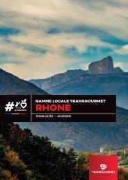 Gamme locale Transgourmet | Rhône