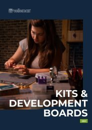 Velleman - Kits & Development Boards 2021 - EN