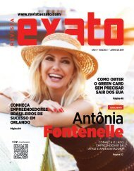 Revista EXATO - Edição 2 - Junho 2019
