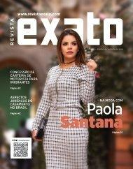 Revista EXATO - Edição 4 - Agosto 2019