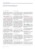 Steuerinfo für Musiker - HFP Steuerberater - Seite 4