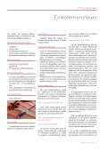 Steuerinfo für Musiker - HFP Steuerberater - Seite 5
