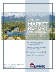 Flathead County Land Report June2021