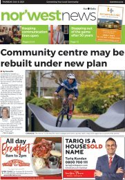 Nor'West News: July 08, 2021