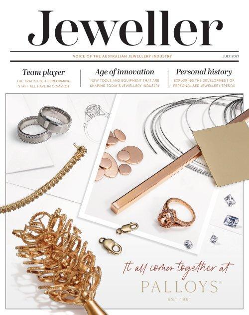 Jeweller - July 2021