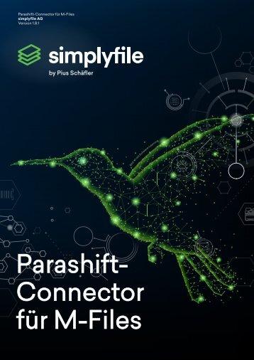 Parashift Connector für M-Files