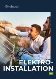 Velleman - Elektro-Installation 2021 - DE