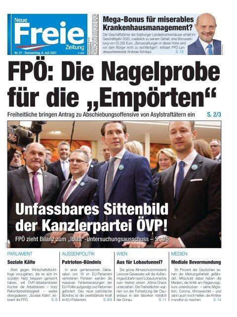 """FPÖ: Die Nagelprobe für die """"Empörten"""""""