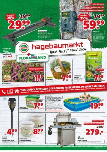 BBK Hagebaumarkt Konz KW28/KW29
