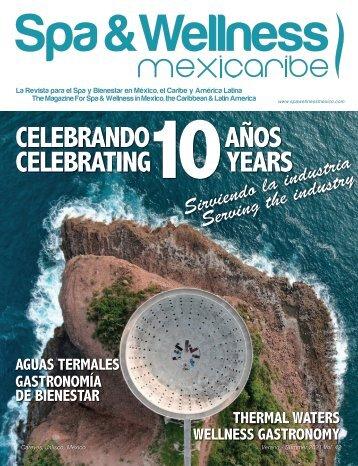 Spa & Wellness MexiCaribe 42 | Summer 2021
