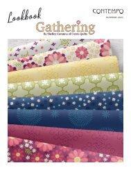 Gathering by Shelley Cavanna Lookbook
