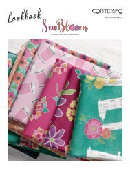 Sew Bloom by Cherry Guidry Lookbook